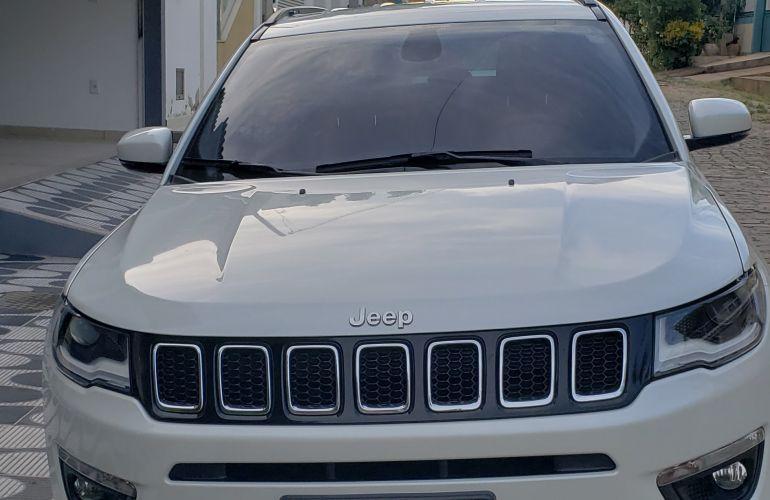 Jeep Compass 2.0 Longitude (Aut) (Flex) - Foto #2