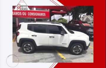 Jeep Renegade 1.8 16V Std 4p