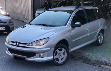 Peugeot 206 1.6 Feline Sw 16v