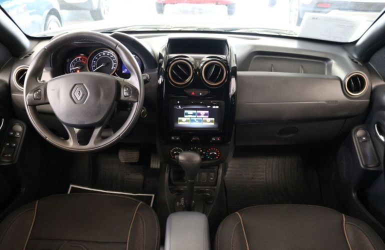 Renault Duster Dynamique 2.0 16V Hi-Flex - Foto #10