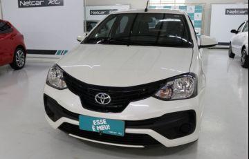 Toyota Etios X-AT 1.3 16V Flex