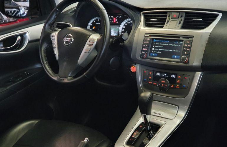Nissan Sentra SL 2.0 16V CVT (Flex) - Foto #7