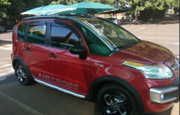 Citroën Aircross GLX Atacama 1.6 16V (Flex) - Foto #10
