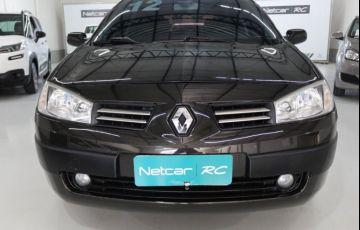 Renault Mégane Grand Tour Dynamique 1.6 16V Hi-Flex - Foto #3