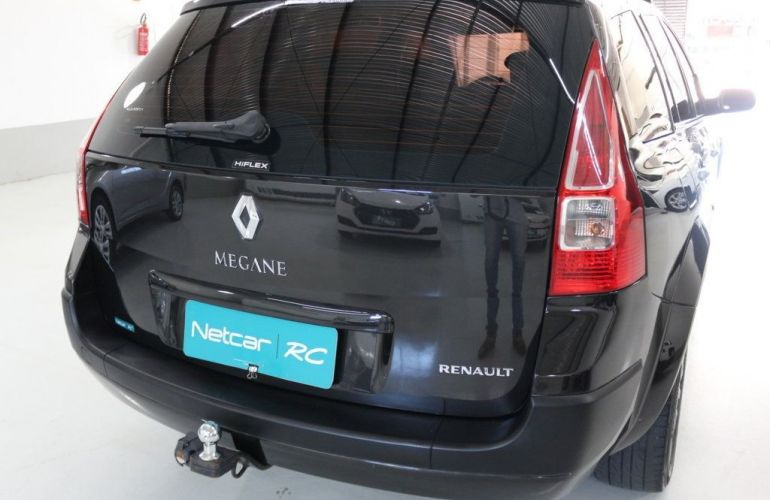 Renault Mégane Grand Tour Dynamique 1.6 16V Hi-Flex - Foto #4