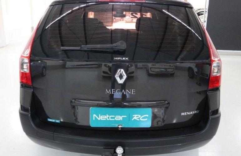Renault Mégane Grand Tour Dynamique 1.6 16V Hi-Flex - Foto #6