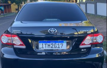 Toyota Corolla Sedan 2.0 Dual VVT-i XEI (aut)(flex) - Foto #3