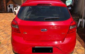 Ford Ka Hatch SEL 1.0 (Flex) - Foto #4