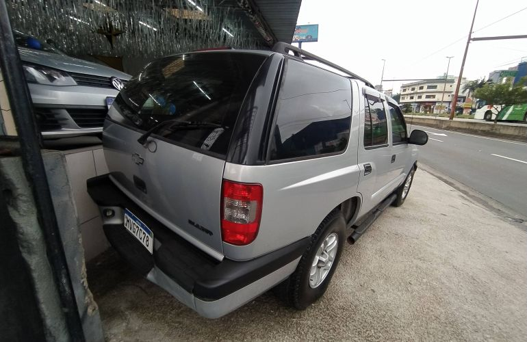 Chevrolet Blazer DLX 4x2 4.3 SFi V6 - Foto #4