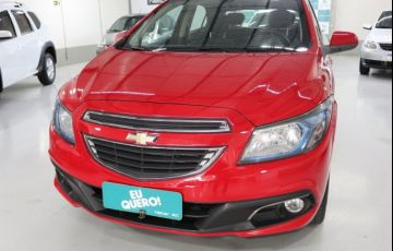 Chevrolet Onix LTZ 1.4 MPFI 8V
