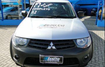 Mitsubishi L200 Triton 3.2 GL 4x4 CD 16V Turbo Intercoler - Foto #1