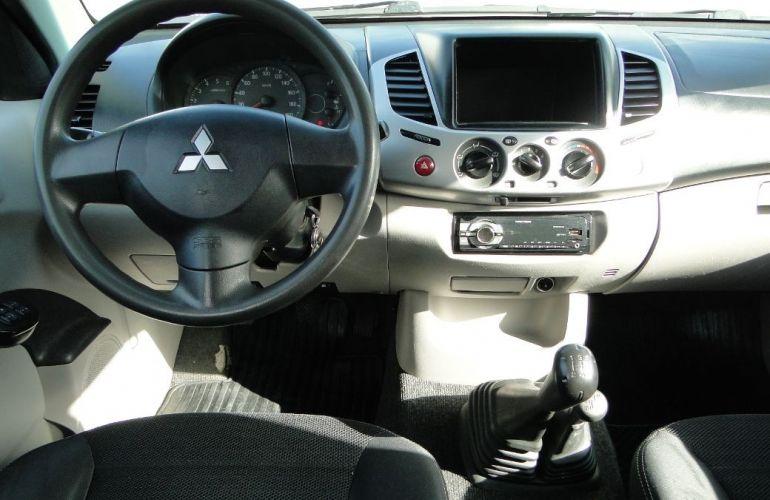 Mitsubishi L200 Triton 3.2 GL 4x4 CD 16V Turbo Intercoler - Foto #4