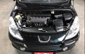 Peugeot 307 2.0 16v Premium (Flex)(aut) - Foto #9