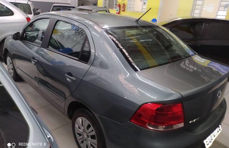Volkswagen Voyage 1.6 Total Flex - Foto #2