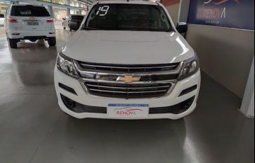 Chevrolet S10 2.8 LS 4x4 CS 16V Turbo