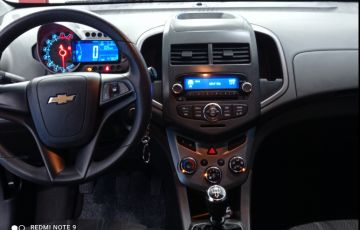 Chevrolet Sonic Hatch LT 1.6 - Foto #9