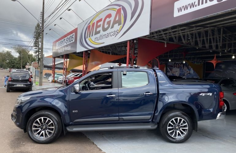 Chevrolet S10 2.8 CTDI High Country 4WD (Cabine Dupla) (Aut) - Foto #1