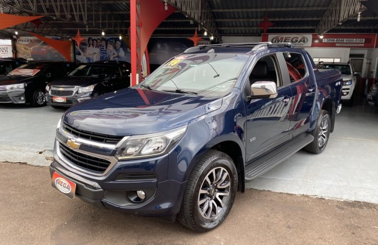 Chevrolet S10 2.8 CTDI High Country 4WD (Cabine Dupla) (Aut) - Foto #2