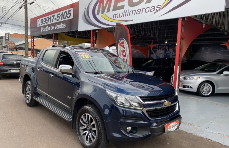 Chevrolet S10 2.8 CTDI High Country 4WD (Cabine Dupla) (Aut) - Foto #4