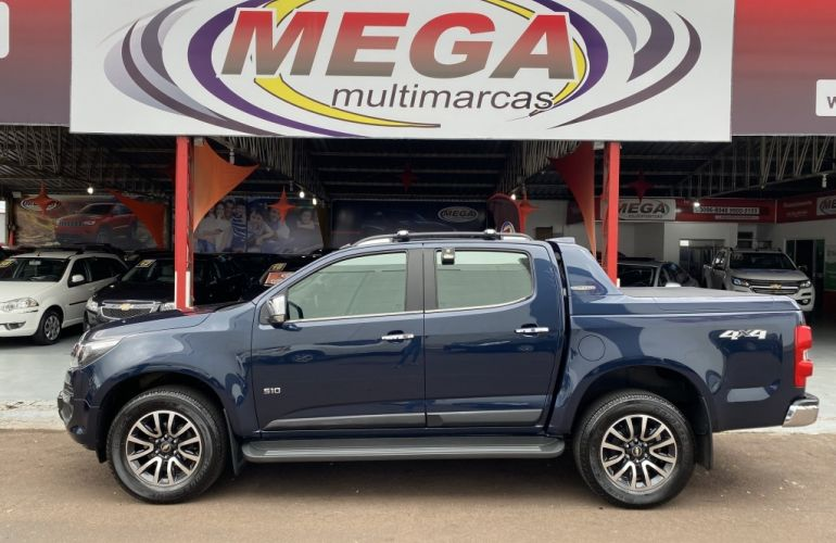 Chevrolet S10 2.8 CTDI High Country 4WD (Cabine Dupla) (Aut) - Foto #6