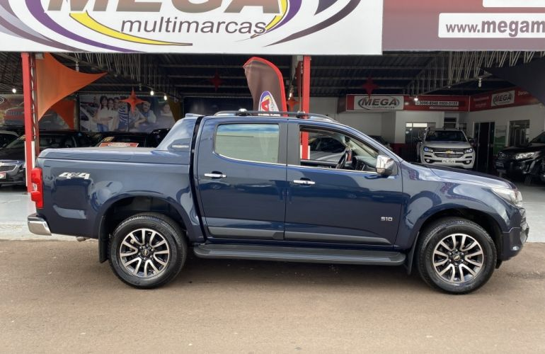 Chevrolet S10 2.8 CTDI High Country 4WD (Cabine Dupla) (Aut) - Foto #7