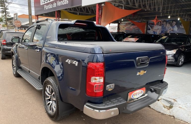 Chevrolet S10 2.8 CTDI High Country 4WD (Cabine Dupla) (Aut) - Foto #8