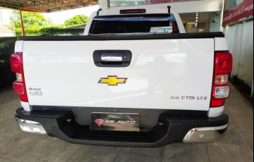 Chevrolet S10 2.8 LTZ 4x4 CD 16V Turbo 4p - Foto #5