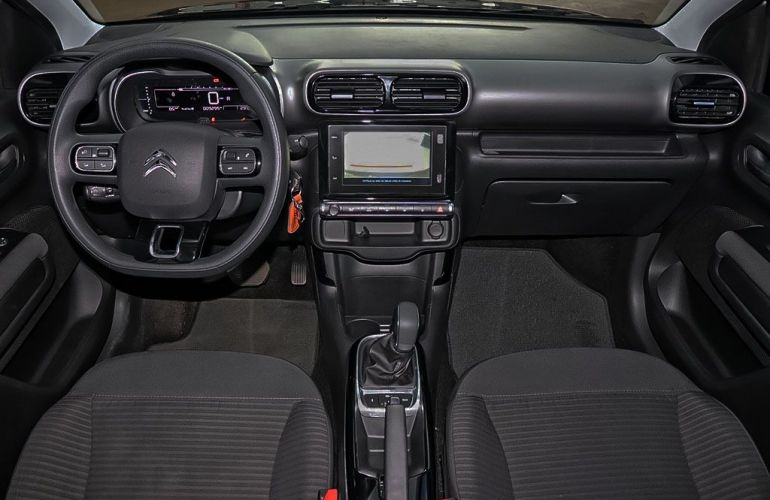 Citroën C4 Cactus 1.6 VTi 120 Feel Pack Eat6 - Foto #10