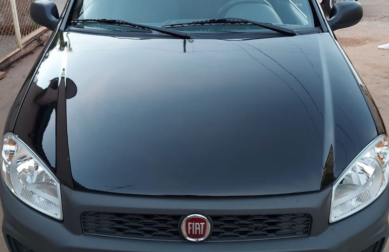 Fiat Strada 1.4 CE Hard Working - Foto #8