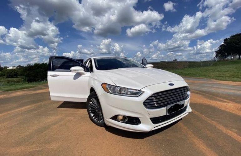 Ford Fusion 2.0 16V GTDi Titanium (Aut) - Foto #1