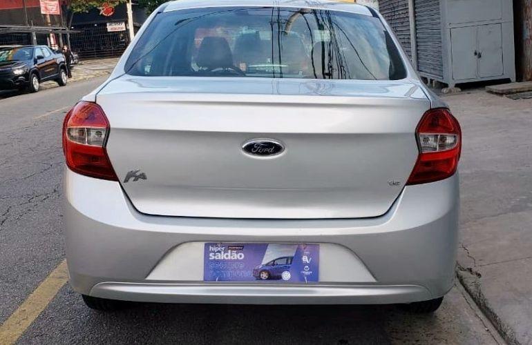 Ford Ka + 1.5 Sigma Se - Foto #8