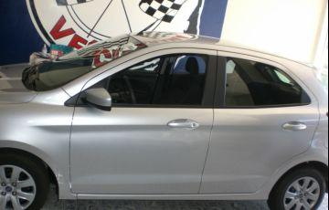 Ford Ka Hatch SE 1.0 (Flex) - Foto #9