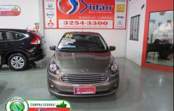 Ford Ka Sedan 1.5 SE Plus (Aut) - Foto #1