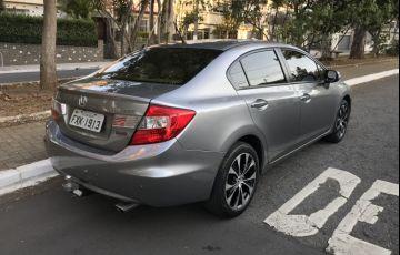 Honda Civic EXR 2.0 i-VTEC (Aut) (Flex) - Foto #4