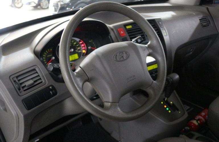 Hyundai Tucson GLS 4x2 2WD 2.0 16V - Foto #9