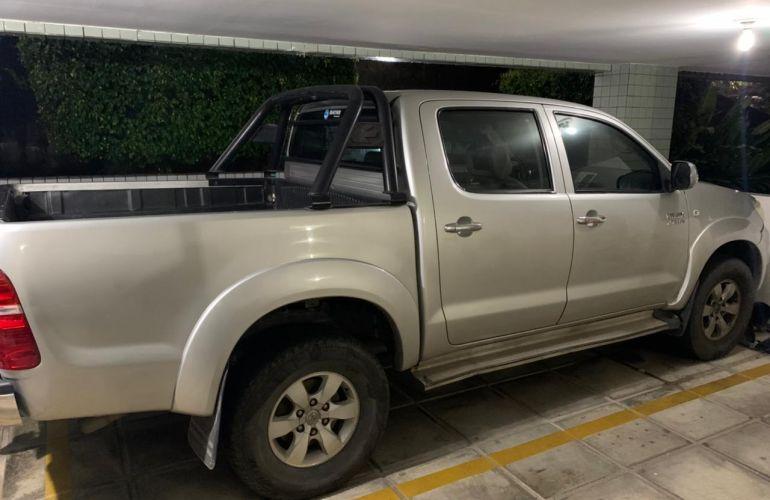 Toyota Hilux SR 4X2 2.7 16V (cab. dupla) (aut) - Foto #6