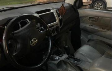 Toyota Hilux SR 4X2 2.7 16V (cab. dupla) (aut) - Foto #7
