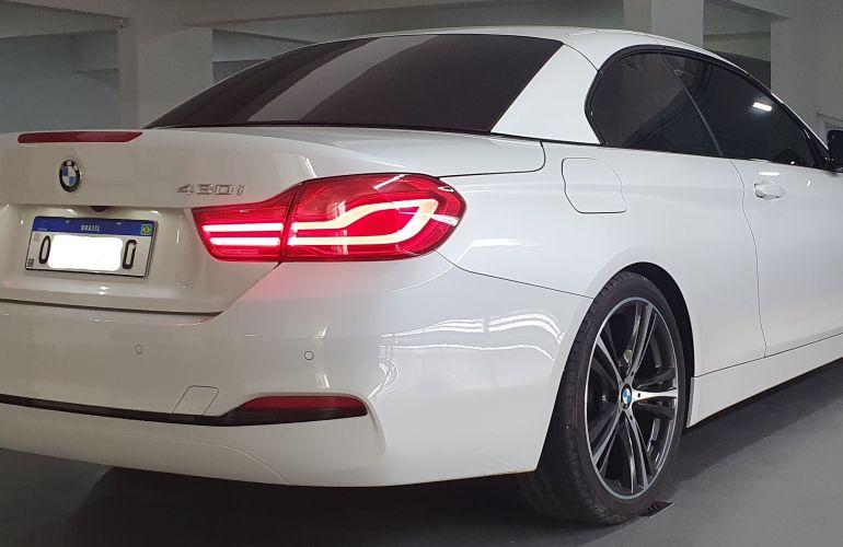 BMW 430i Cabrio Sport - Foto #3