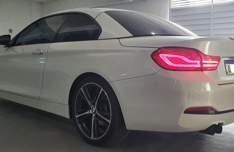 BMW 430i Cabrio Sport - Foto #8