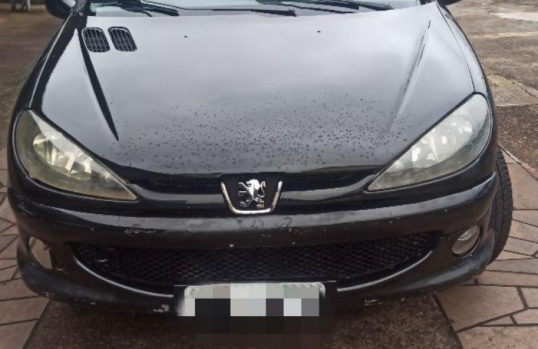 Peugeot 206 Hatch. Allure 1.6 16V (flex) - Foto #1