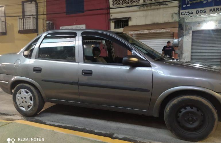 Chevrolet Corsa Sedan Joy 1.0 - Foto #6