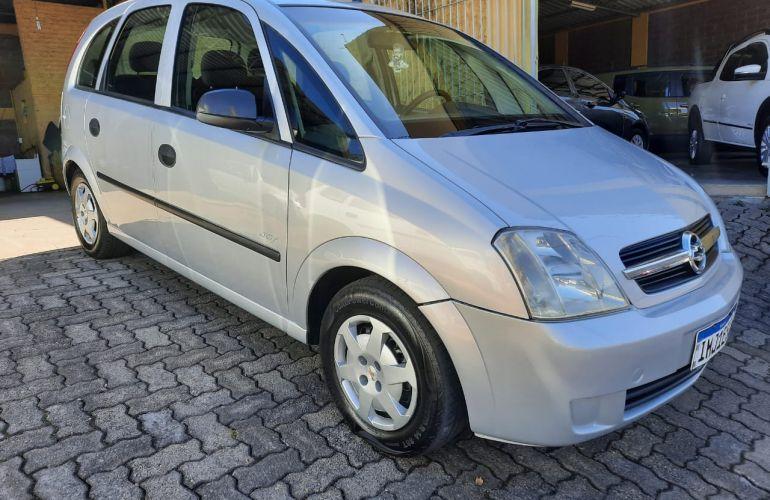 Chevrolet Meriva Joy 1.8 (Flex) - Foto #3