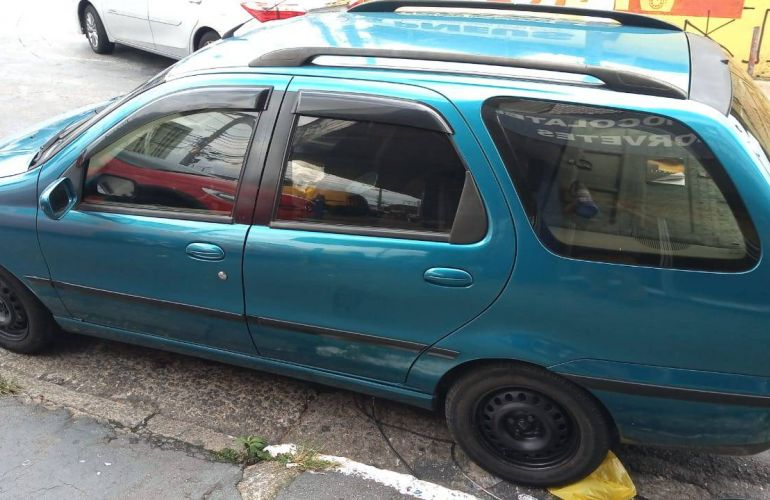 Fiat Palio Weekend Stile 1.6 MPi 16V - Foto #3