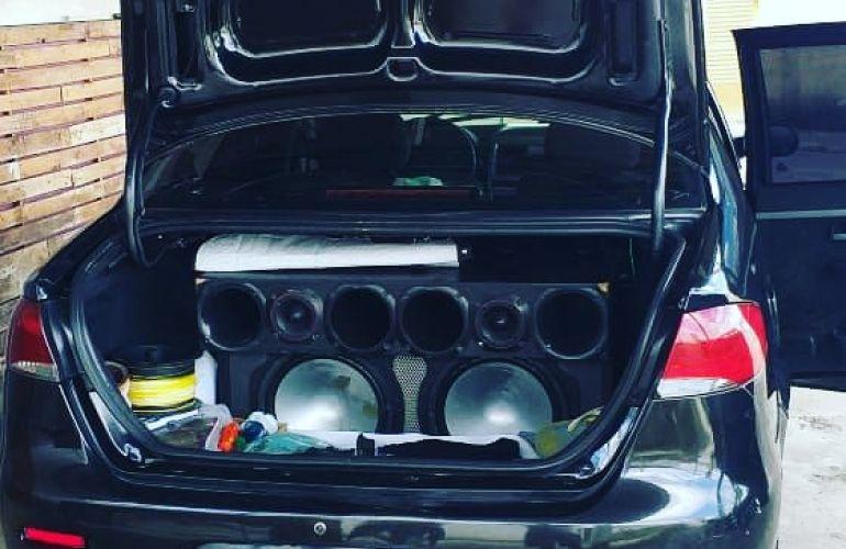 Fiat Siena HLX 1.8 8V Dualogic (Flex) - Foto #7