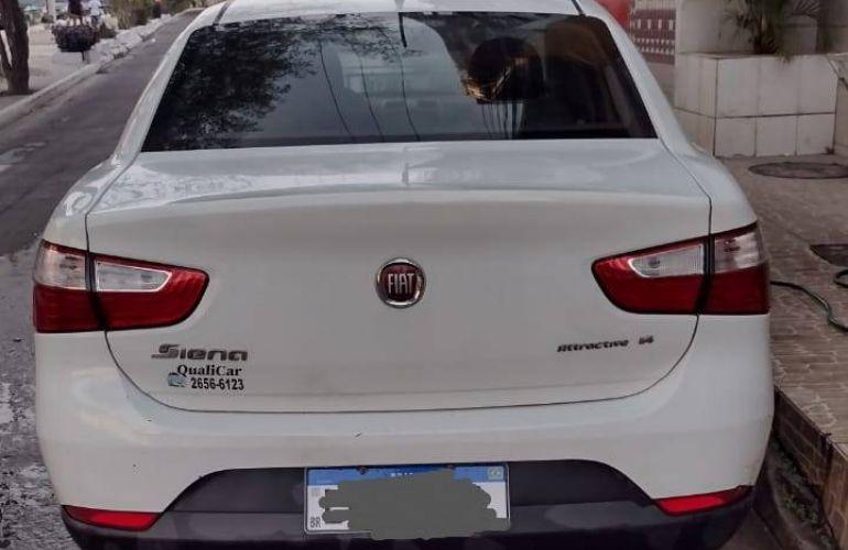 Fiat Grand Siena Attractive 1.4 Evo (Flex) - Foto #2