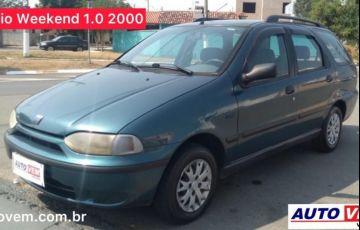 Fiat Palio 1.0 MPi 6m Weekend 8v