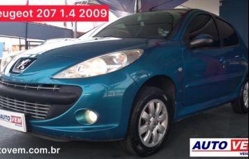 Peugeot 207 1.4 Xr Sport Sw 8v