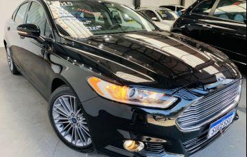 Ford Fusion 2.0 16V FWD GTDi Titanium (Aut) - Foto #1