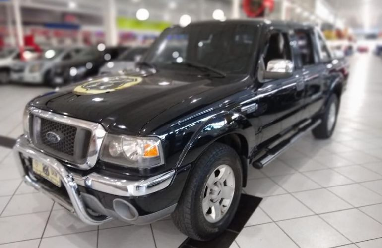 Ford Ranger 2.8 Xlt Limited 4x4 CD 8V Turbo Intercooler - Foto #2