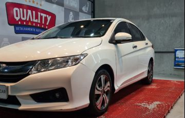 Honda City EXL 1.5 CVT (Flex) - Foto #8